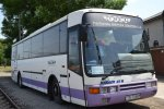 Autobus Karosa GT11 parkuje pri depe
